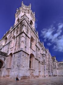 Hieronymites Monastery Panorama