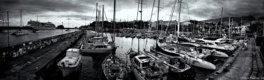 Funchal Docks BeW