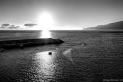 Porto moniz sunrise 3 bw