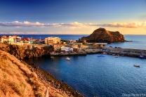 porto moniz town