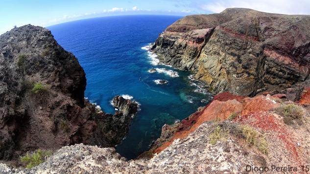 Cliff Porto Santo 1