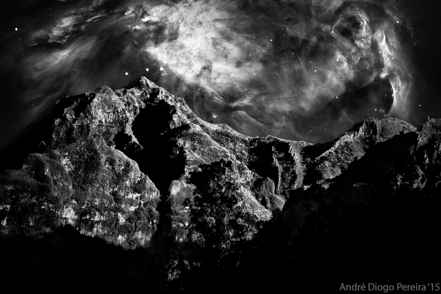 photomanipulation sky