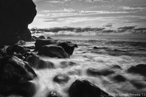 madeira mar preto e branco 365 photo challenge